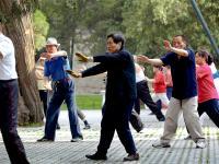 Tai Chi Practice